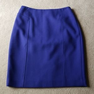Halogen skirt-purple